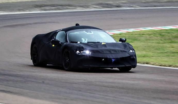 Ferrari : la nouveauté hybride pour bientôt