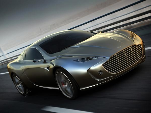 [Design] Aston Martin Gauntlet par Ugur Sahin : One-77 effilée