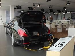 La Mercedes Classe S hybride rechargeable commence à faire parler d'elle