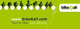 Un site Internet de conseils dédié au vélo : bike4all