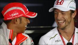 F1 - Martin Whitmarsh ne craint pas ( trop ) l'affrontement Hamilton / Button chez McLaren