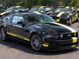 Hertz s'associe une nouvelle fois avec la Ford Mustang