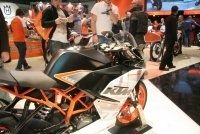 Salon de Milan en direct : KTM RC390 ABS