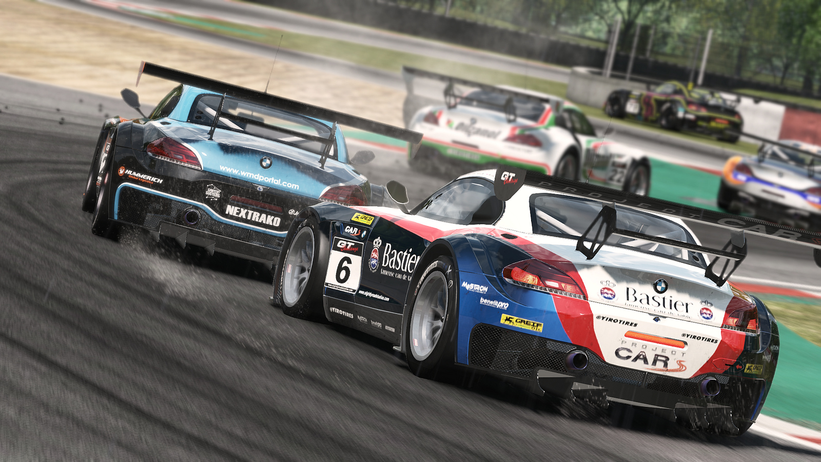 Marques Automobiles Project Cars