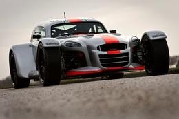 La Donkervoort D8 GT modifiée pour les 24h de Dubaï
