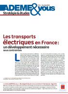 Etude : les transports électriques en France, un développement nécessaire sous contraintes