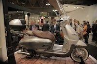 Salon de Milan En Direct : Peugeot Django 50/125/150