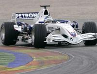 F1 : Robert Kubica en tête de la feuille des temps à Sepang