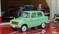 Miniature : 1/43ème - Mitsubishi Minica