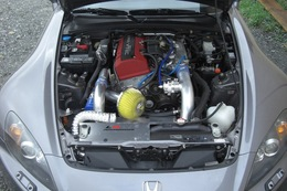 Honda S2000 turbo LR Performance (photos + vidéo)
