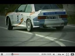 BMW M3 E30 en rallye : souvenez-vous...