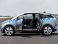 La BMW i3 dévoile sa fiche technique