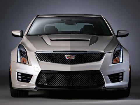 Los Angeles 2014 : la Cadillac ATS-V se dévoile avant l'heure