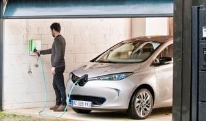 Étude - La voiture électrique séduit de plus en plus les Français