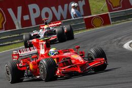 F1 : McLaren vs Ferrari : l'avis de Bridgestone