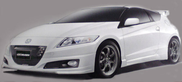 Deuxième évasion de brochure : Honda CR-Z par Mugen