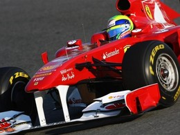 F1 - Essais de Jerez, journée 1 : Felipe Massa en tête