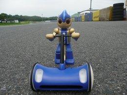 """Circuit du Mans : bientôt une tentative de record du robot """"EVOIA"""" !"""