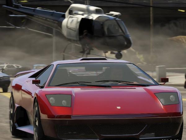Grand Theft Auto V se dévoile et nous donne rendez-vous en septembre