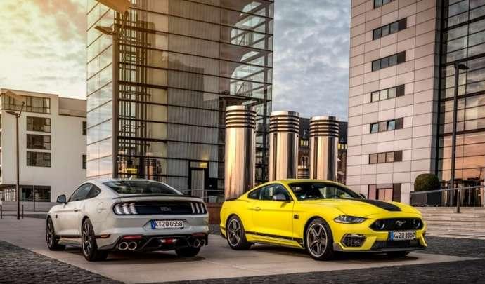 Ford : la Mustang Mach 1 sera vendue en France