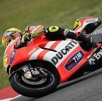 Moto GP - Catalogne: Valentino Rossi le dit, si c'est dur en piste ce n'est pas la faute à Simoncelli mais de la réglementation des 800 !