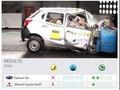 Global Ncap demande le retrait de la vente de la Datsun GO