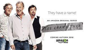 The Grand Tour : l'ex trio de Top Gear UK de retour le 18novembre