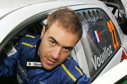 Nicolas Vouilloz sur Skoda Fabia S2000 ?