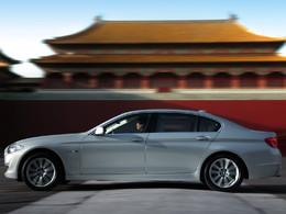 BMW voit la Chine devenir son plus gros marché devant les USA