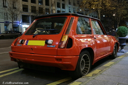 Photos du jour : Renault 5 Turbo 2