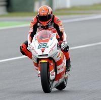 Moto 2 - Catalogne Qualifications: Cinq sur cinq pour Bradl