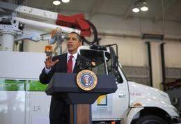 Barack Obama soutient financièrement les véhicules hybrides rechargeables