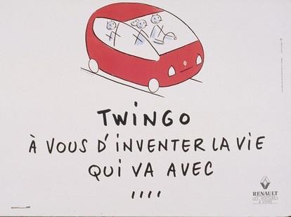 Renault Twingo 3 : à moteur arrière !