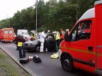 -15,1% de tués sur les routes au 1er semestre 2013