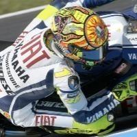 Moto GP - Allemagne D.3: Rossi über alles
