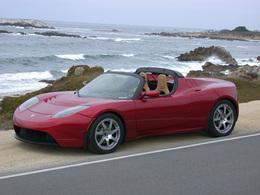 Bolide électrique : Tesla Motors a réalisé des bénéfices en juillet