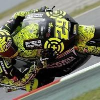 Moto 2 - Catalogne D.: Iannone espère que ça va durer