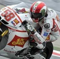 Moto GP - Catalogne D.3: Simoncelli remet ça sous la pluie