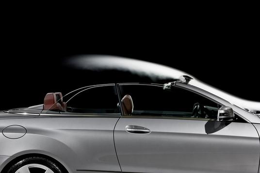 Mercedes Classe E cabriolet : la voilà