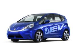 Genève 2011 : Honda EV Concept, une Jazz électrique