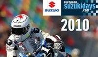 2010 : roulez en Belgique avec les Suzukidays les 15 et 16 mai.
