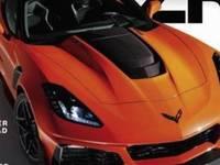 La Chevrolet Corvette ZR1 en fuite, avec 750 ch