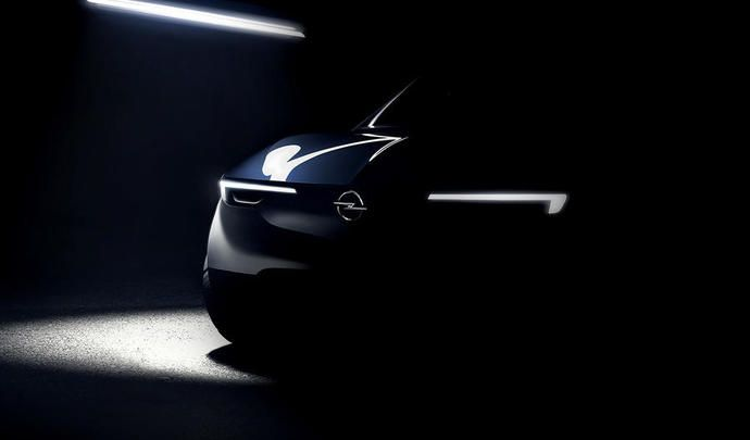Opel : déjà un premier aperçu d'un futur SUV