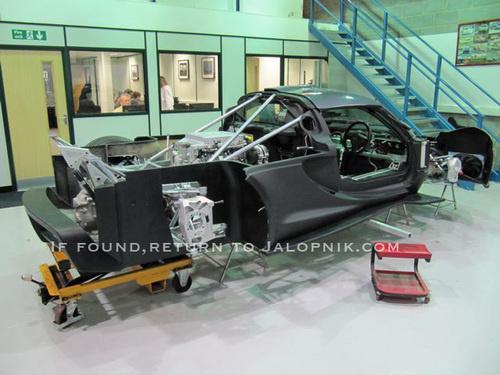 Hennessey Venom 1000 GT : premiers clichés du monstre