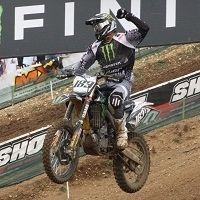 MX1 - St Jean d'Angely : Steven Frossard frappe fort !