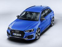 Nouvelle Audi RS4: un prix de 92000€