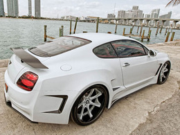 Bentley Continental MC Customs. Il ne faut pas sauver Willy