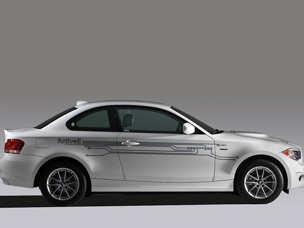 Genève 2011 : version définitive de la BMW Serie 1 électrique