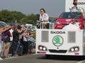 Tour de France 2013 : une journée dans la caravane