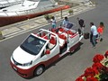 Nissan Evalia C: plein soleil